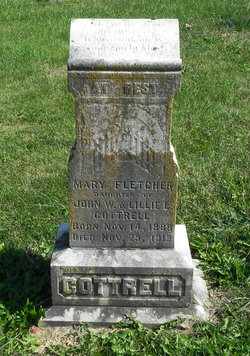 Mary Fletcher Cottrell