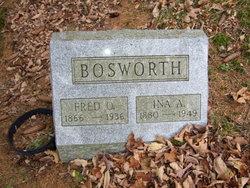 Fred O. Bosworth