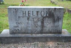 Josephine Emma Emma <i>Formby</i> Helton