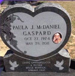 Paula Janette <i>McDaniel</i> Gaspard