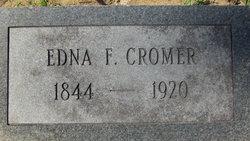 Edna Frances <i>Simmons</i> Cromer