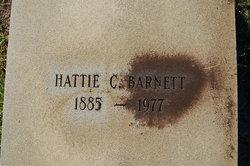 Hattie Irene <i>Coleman</i> Barnett