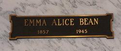 Emma Alice <i>Williams</i> Bean