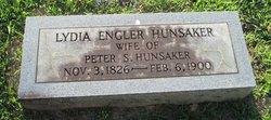 Lydia Margaret <i>Engler</i> Hunsaker