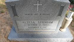 Altesa Stidham
