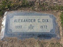 Alexander C. Dix