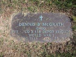Dennis Bernard McGrath, Sr