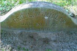 George Leroy Watts Miller