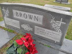 Gertrude <i>Underwood</i> Brown