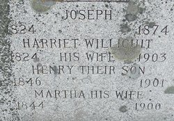Martha J. <i>Stone</i> Bush
