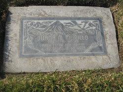 Juana M Murillo