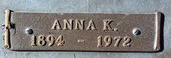 Anna K Battle