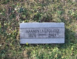 Araminta Inez Folger