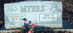 Colleen <i>Zike</i> Myers