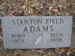 Stanton Field Adams