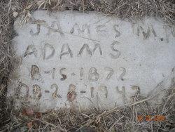 James M Adams