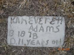 Kan Everett Adams