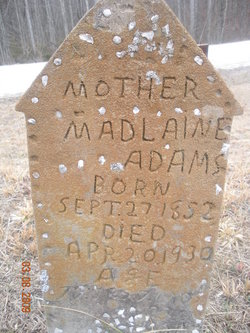Madlaine Adams
