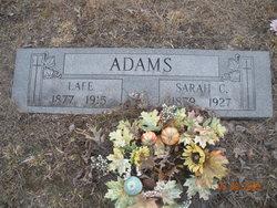 Lafe Adams