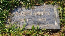 S. Edith Abbott