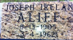Joseph Irelan Aliff