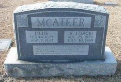 Andrew Jackson Jack McAteer