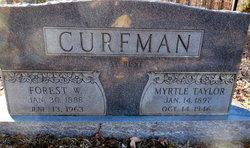 Myrtle Taylor Curfman