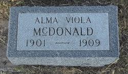 Alma Viola McDonald
