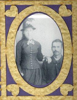 Mrs Martha Adline Mattie <i>Baldwin</i> Brewster