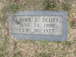 Laura Ethel Scott