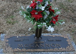 Mary <i>Smith</i> McCannon