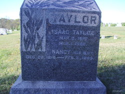 Nancy <i>Elias</i> Taylor