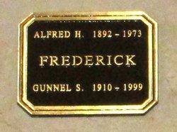 Alfred Harding Frederick