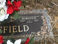 Mrs Marilyn B <i>Bartlett</i> Benefield