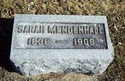 Sarah Catherine <i>Endres</i> Mendenhall
