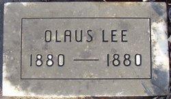 Olaus Lee