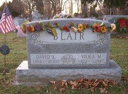 Viola M Blair