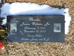 James Wilmer Bill Bowles, Jr