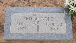Theodore Greek Ted Arnold