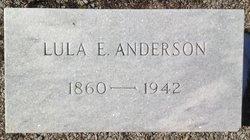 Lula E Anderson