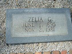 Zelia Bessie Zella <i>Grant</i> Bennett