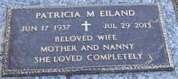 Patricia M. Eiland