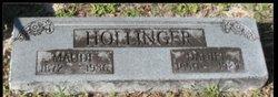 Ethel Maud <i>Hayes</i> Hollinger