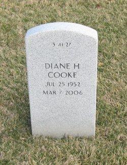 Diane <i>Hayes</i> Cooke