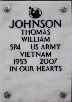 Thomas William Johnson