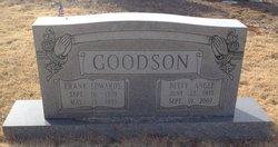 Betty Alda <i>Angle</i> Goodson