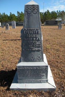 Everett Byrd Adams