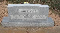 James Rufus Coleman