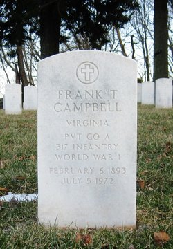 Frank T Campbell