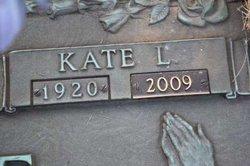Kate L. <i>Moore</i> Arrington